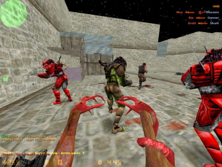 Counter-Strike 1.6 Zombie Mod